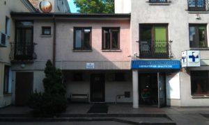 Wejście do Kancelarii Notarialnej - Notariusz Anna Smolarska